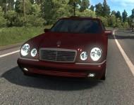 Mercedes-Benz E-Class W210