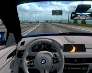 BMW X5 M - интерьер