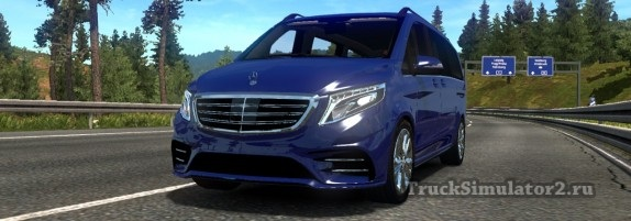 Mercedes-Benz Vito V-Class