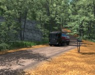 Creative Zone Trucking Map