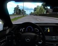 Mercedes-Benz S65 AMG - интерьер