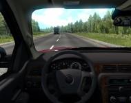 Chevrolet Tahoe 2007 - интерьер