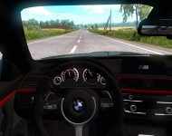 BMW F30 M- интерьер
