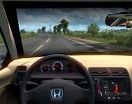 Honda Civic VTEC 2 - интерьер