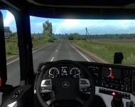 Mercedes-Benz Actros MP4 (Alex)