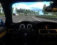 BMW M5 E60 - интерьер
