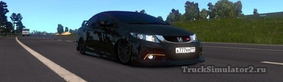 Honda Civic FB7