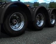 Пак колес Smarty для прицепов