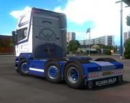 Scania R500 C&M Transport