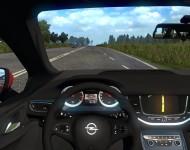 Opel Astra K - интерьер