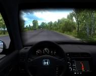 Honda Civic IES - интерьер