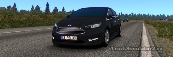 Ford Focus Mk3.5