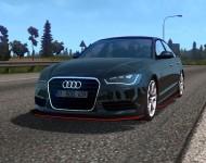 Audi A6 Stance