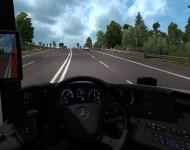 Mercedes-Benz Travego X 2020 - интерьер