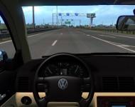 Volkswagen Passat B5 - интерьер