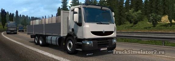Renault Premium BDF