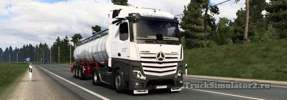 Mercedes-Benz Actros MP5