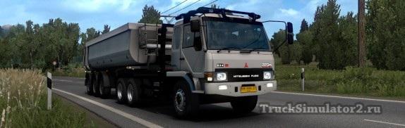 Mitsubishi Fuso FN 527