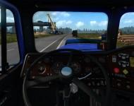 Freightliner FLC 12064T - интерьер