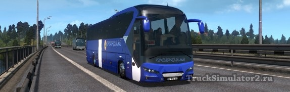 Neoplan Tourliner Euro 6