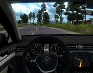 Volkswagen Passat B8 - интерьер