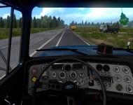 Ford Aeromax 120 - интерьер