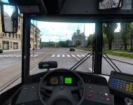 Solaris Urbino III 12 - интерьер