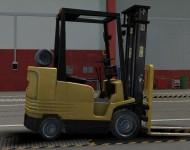Управляемый транспорт из AI трафика ETS2