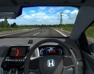 Honda Odyssey - интерьер