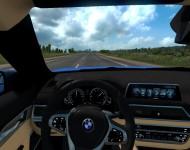 BMW M760Li xDrive - интерьер