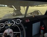 Интерьер грузовика из Mad Max