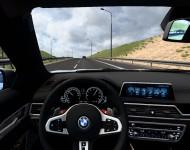 BMW 3-Series G21 - интерьер