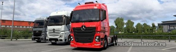 Mercedes-Benz Actros BR