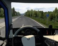 Volvo FH интерьер