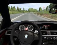 BMW 3-Series E92 M-Tech - интерьер