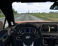 Hyundai Santa Fe TM - интерьер