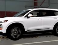 Hyundai Santa Fe TM 2018