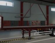 Полуприцеп-платформа Bartoletti