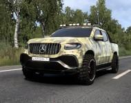 Mercedes-Benz X-Class AMG