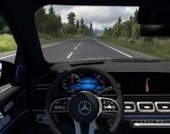 Mercedes-Benz GLS-Class (X167) - интерьер