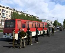 Пассажирские перевозки (SovTransBus)