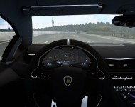 Lamborghini Aventador SVJ - интерьер