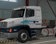 Mercedes-Benz HSK LS 1634