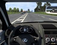 Lexus IS300 - интерьер
