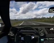 Toyota Sprinter Trueno AE86 - интерьер