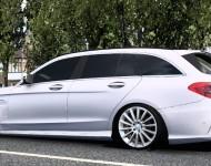 Mercedes-Benz C63 S Wagon