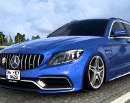 Mercedes-Benz AMG C63 S Wagon