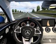 Mercedes-Benz AMG C63 S Wagon - интерьер